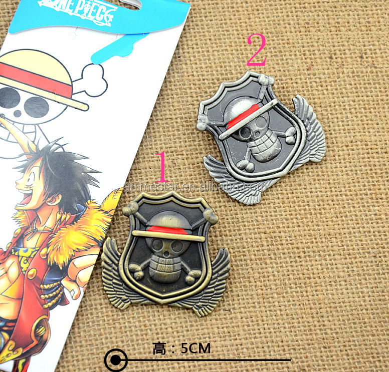 One Piece Anime Brooches/Pin