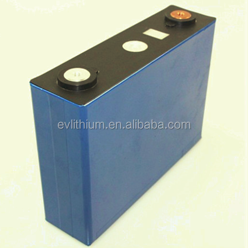 3.2v 120ah Lifepo4 rechargeable prismatic cell Battery