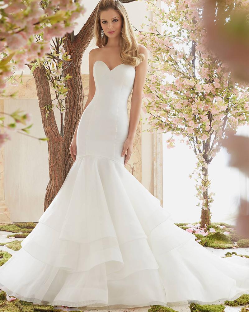 Cheap Wedding Dresses For Sale: Aliexpress.com : Buy On Sale White Sexy Mermaid Wedding