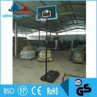 Portable Movable Basketball Stand Hoop For the Office Training Equipment
