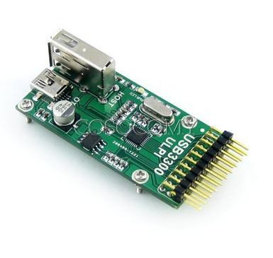 USB3300 USB HS Board Host OTG PHY Low Pin ULPI Interface USB Communication Module Development Module Kit