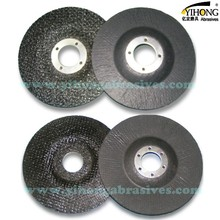 Flexible flap disc backing used for abrasive tools