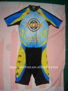 new design sublimation speed skating clothing, cycling skinsuit,cycling wear