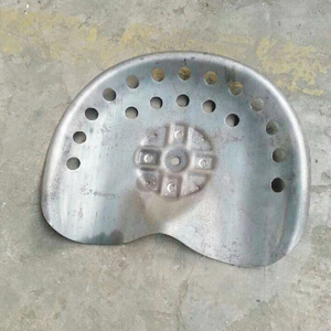 China old metal tractor seats TC4501