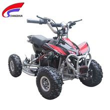 new design racing with CE Chain Drive kids electric buggy quad atv bike