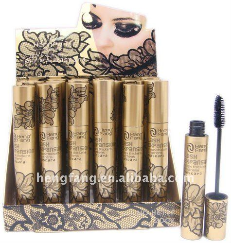 Best quality low price gold mascara