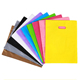 `Colorful Plastic Shopping Bags With Handle, Boutique Clothes Gift Packaging Bag