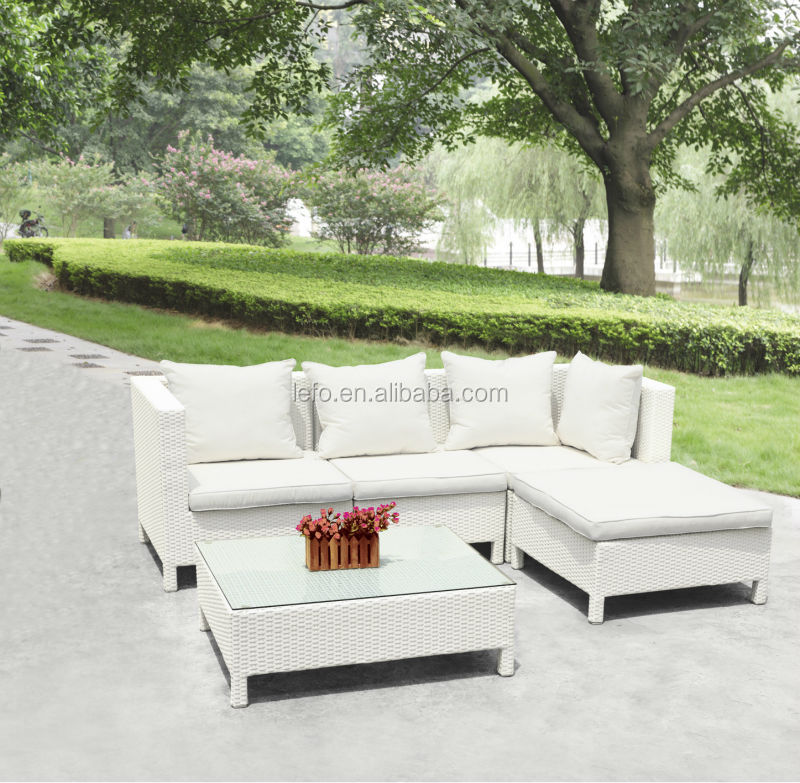 Outdoor Furniture Affordable: Cheap Outdoor Furniture Rattan Sofa