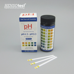 Urine Saliva pH Test Paper Strips 4.5-9.0