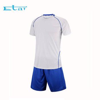 Homens camisa de futebol conjunto uniforme da equipe espanha uniforme do  futebol por atacado 6d66456b4fe85