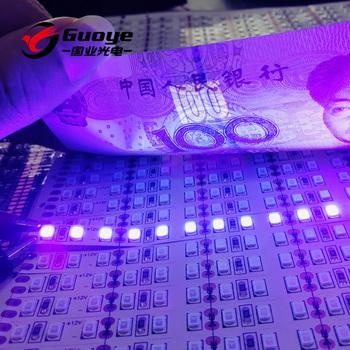 hot sales ac3de 72fcb High Quality Uv Led Strip With Smd 365nm 395nm 400nm Dc12v 24v Black Light  - Buy Uv Led Strip,Uv Light,5050 Uv Led Strip Product on Alibaba.com