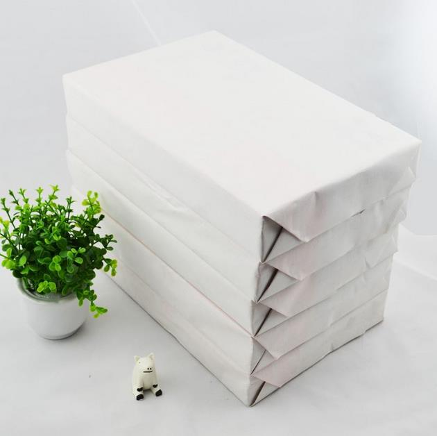 Wholesale Stock Small Order A3 green A4 paper 80g print copy paper a4 white 70g white paper