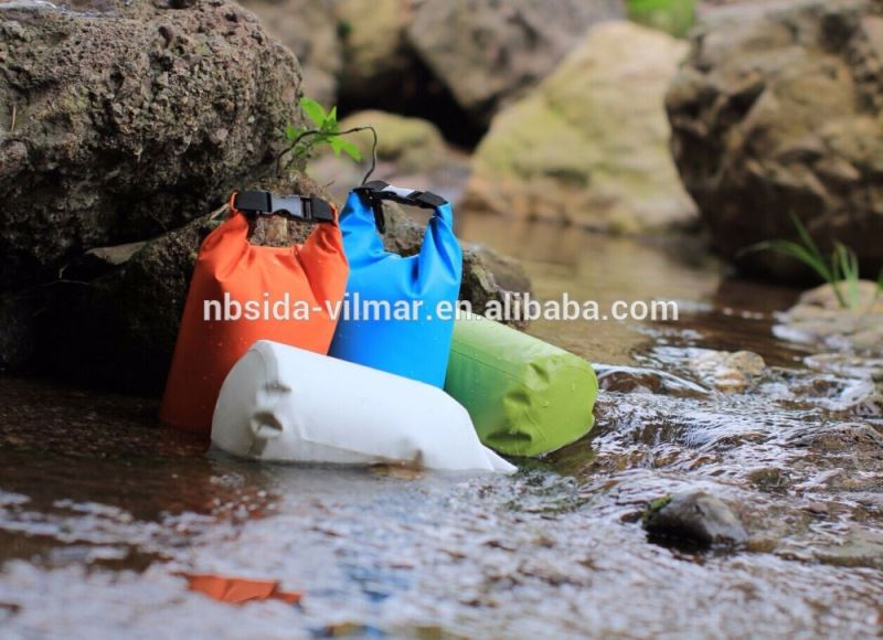 Outdoor camping beach swimming and diving waterproof bag drifting