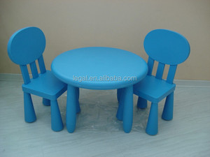 2015 best selling, plastic kids table and chair set, for boy table CE