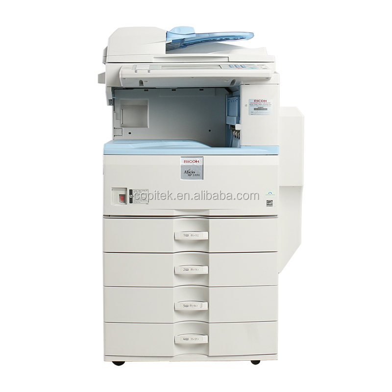 Photocopier Printer Reconditioned Copier for Wholesale MP3351