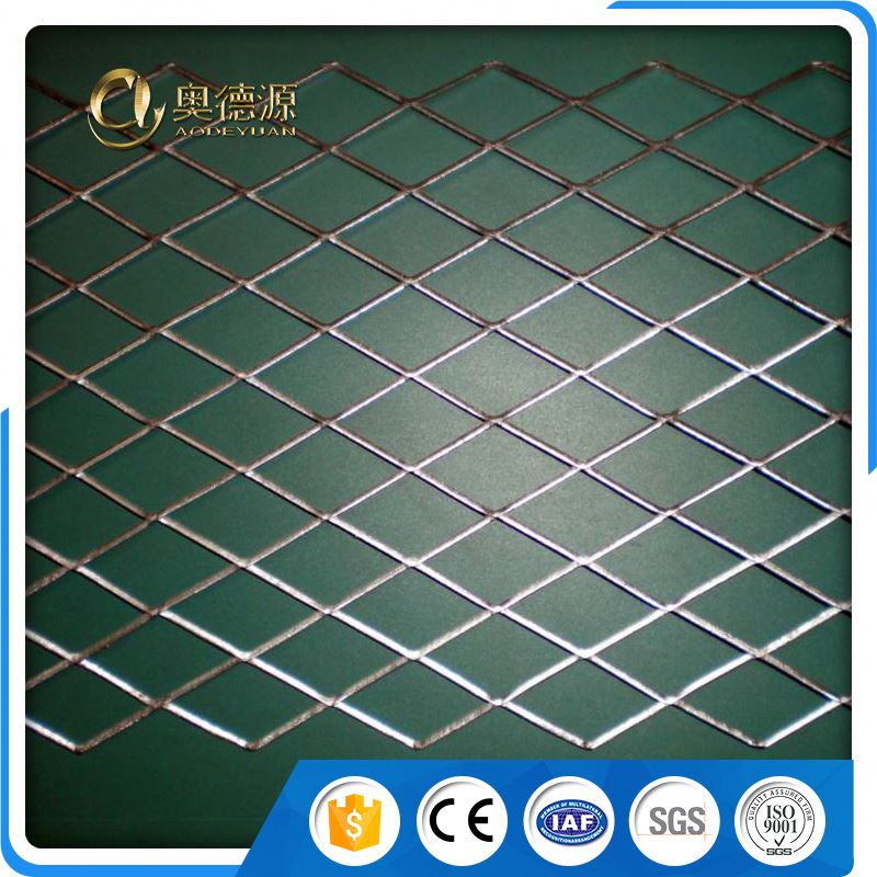 low price Electro expanded metal wire mesh