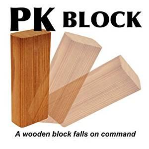 PK Block ala carte Magic Trick