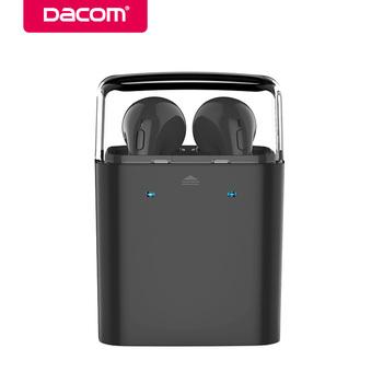 5103d6215de Dacom Twins Double-ear Wireless bluetooth headset earphone GF7 TWS True for  Smartphone