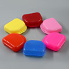 Wholesale OEM Accepted Denture Plastic retainer Box wirh different colors