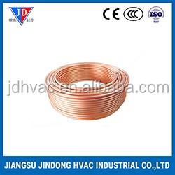 4,5m Länge Copper Tone Kältetechnik Slender Rohr Tubing Coil