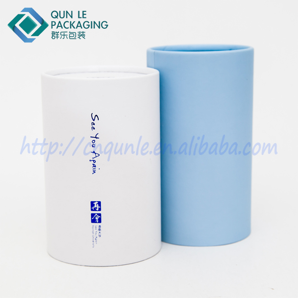 Factory Directly Round Gift Box For Bottle Packaging Wine Glass ...