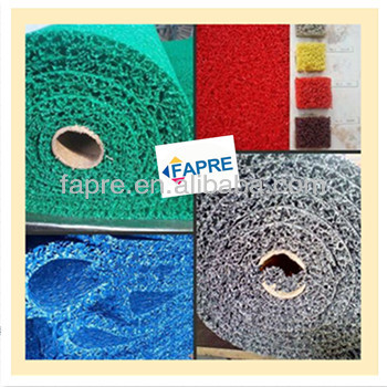 PVC solid plastic coir mats Swimming Pool Mats Loop type PVC coil mat  automative carpet roll, View floor mat, Fapre Product Details from Qingdao  Fapre ...