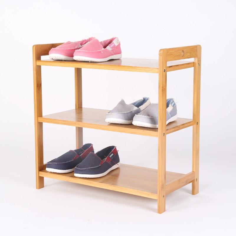 bamboo shoe rack MM-161013-1027 Details 5