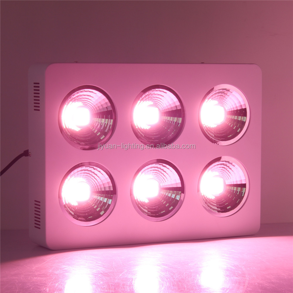 taiwan epistar chip led led grow light 430w heat dissipation material plastic