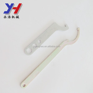 OEM ODM factory manufacture non sparking tools bronze hinged hook wrench for gas well as your drawing