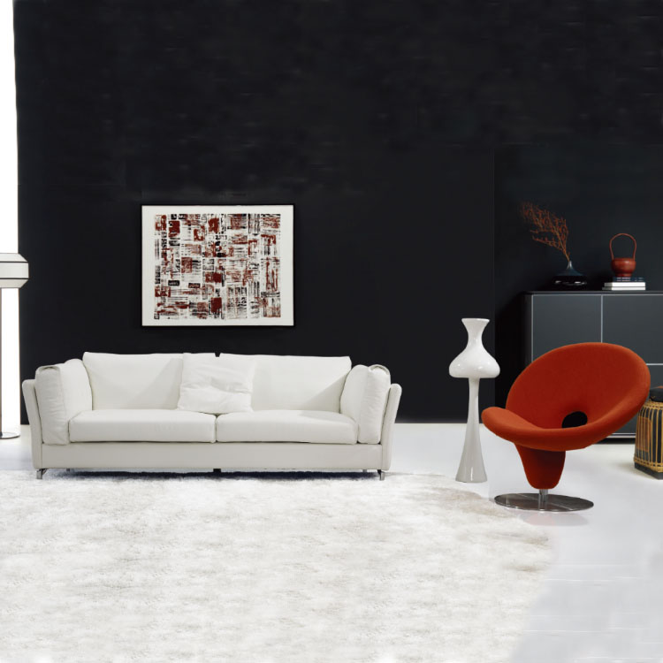 Guangzhou Furniture Leather Living Room Sofas Wholesale, Living Room ...