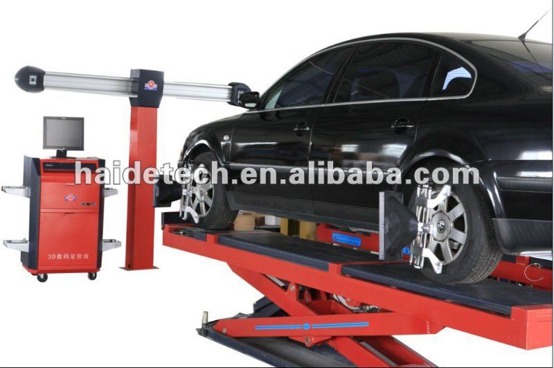 v3d wheel alignment system, garage equipment with CE & ISO Certificate