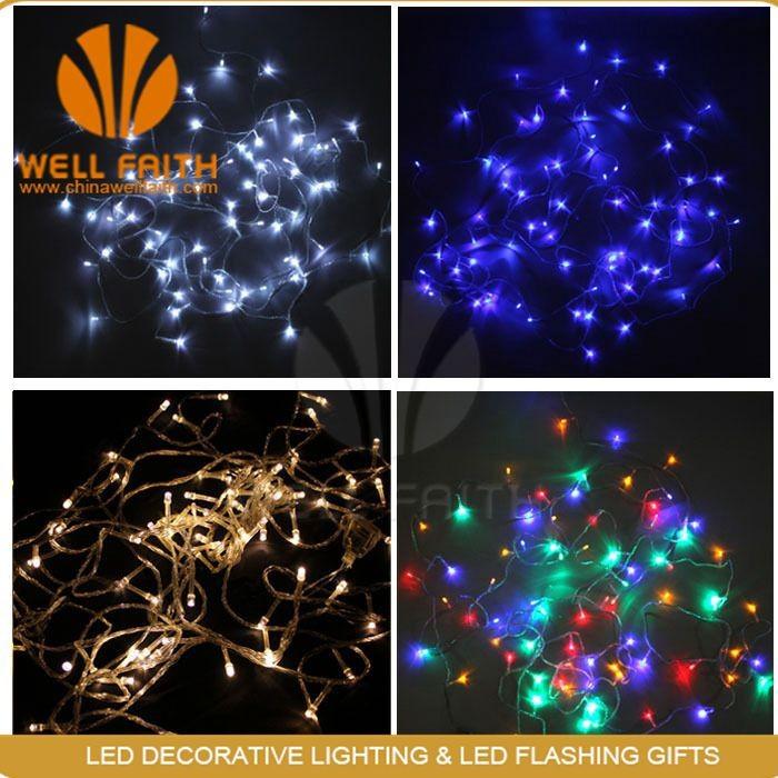 Pannello Solare Per Luci Natale : Fairy albero di natale casa giardino decorazione