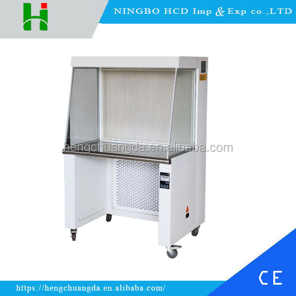 2016 Hot sale horizontal flow clean bench/ laminar flow hoods