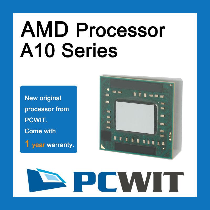 AMD A10-Series A10-4600M CPU AM4600DEC44HJ 2.3 GHz Socket FS1