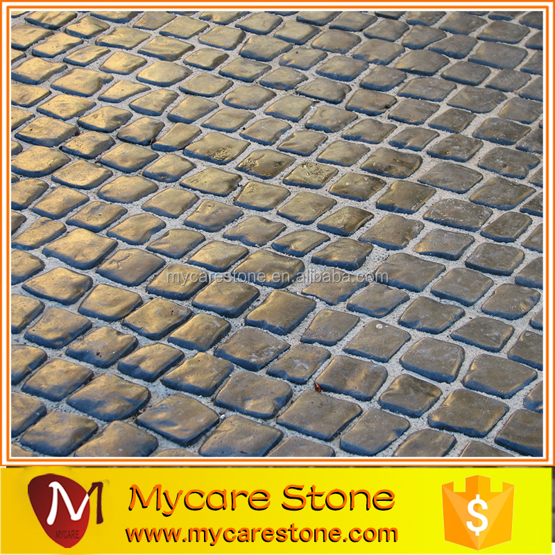 Granite Paving tags cobblestone pavers cobblestones on mesh