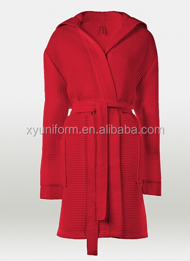 0947cc1be02 OEM factory woman usa sex sex pink waffle robe de soiree for woman elegant  design at