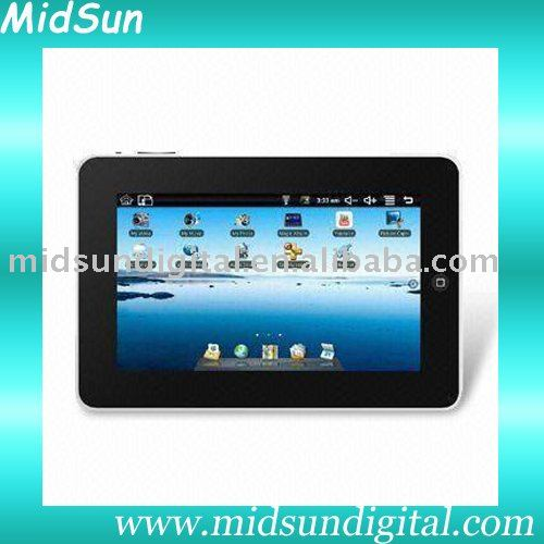 Android Froyo tablet pc UMPC Double OS Windows 7 Android capacitance screen built in 3G GPS bluetooth WIFI sim card GSM phone