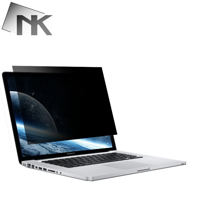 15.6 inch Laptop Privacy Filter Anti Scratch 180 Degrees Anti Spy