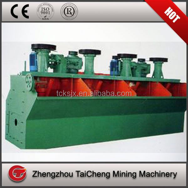 High quality lead concentrate flotation machine with low price