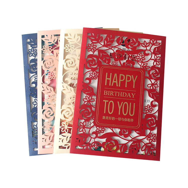 Professional Christmas cards, invitation cards,happy birthday greeting card printing