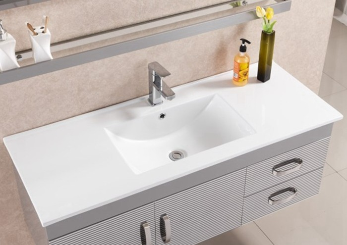 Kast Onder Wastafel : Cupc badkamer keramische onder wastafel kast voor noord amerika