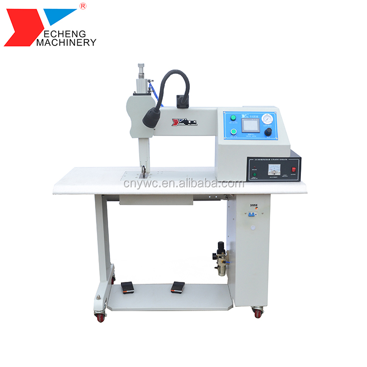 Ultrasonic Sewing Machine For Brassiere Lace