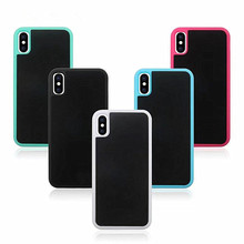 Alibaba official website special anti gravity mobile phone case for iphone x cell phone case