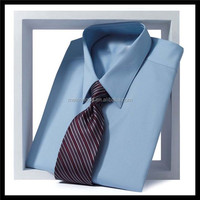 Wholesale High Quality Custome Brand business office dress shirt man with tie