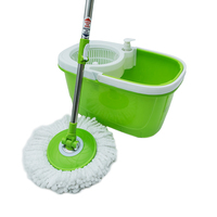 Mop Trends Cleaning Products Spin Cleaning Mop Household Cleaning Magic Mop Set
