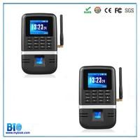 Competitive biometrics fingerprint and card reader device time recorder (HF-Bio 200)