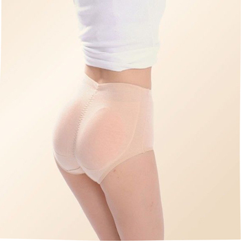 ccb75916cd65a Women Padded Panties False Butt Lift With Silicone Pads Removable Hip And  Butt Enhancer