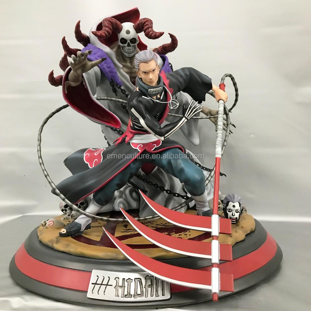 Anime collectibles resin figure hidan statue buy anime figurecustom figurehidan product on alibaba com
