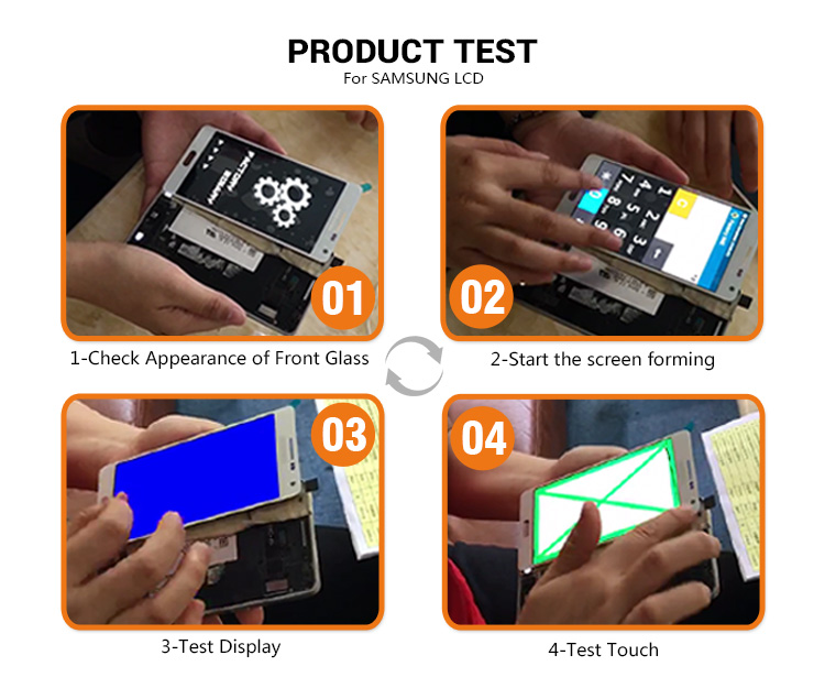 Factory Price Mobile Phone LCDs for Motorola Moto G5 Plus LCD Screen Display