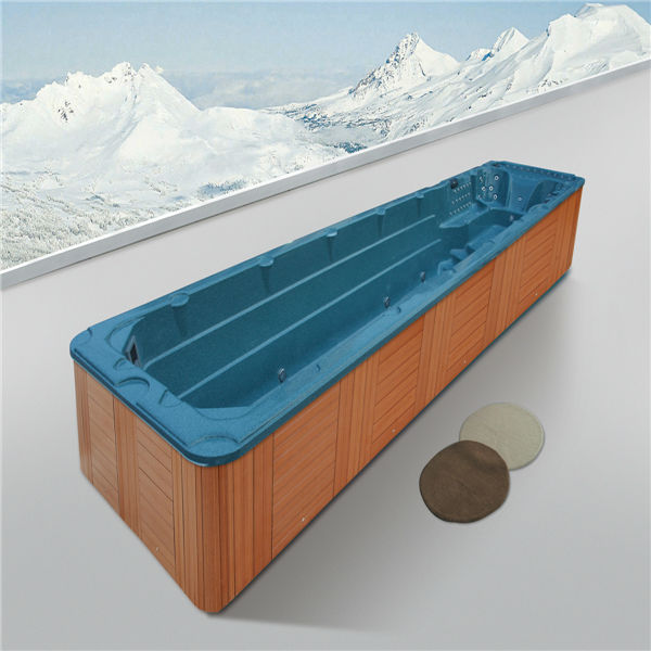 outdoor Acrylic CE 12 meters swimming pool